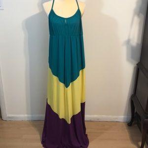 Mossimo Racerback Maxi Dress